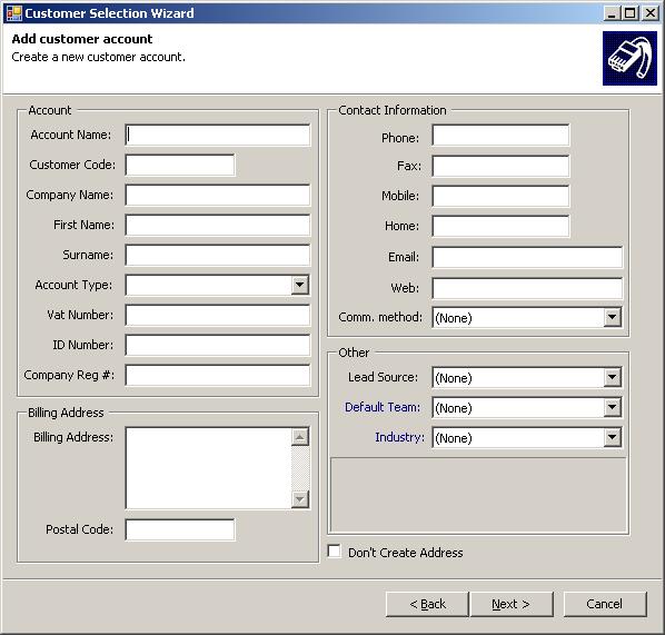 support orders activations returns exchanges customer